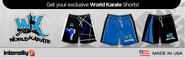 World Karate Shorts