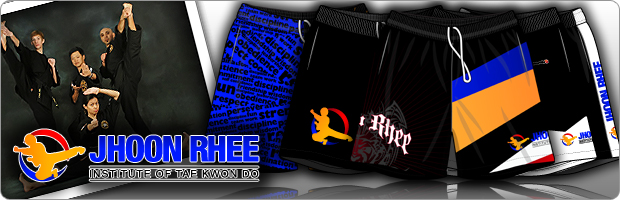 Jhoon Rhee Tae Kwon Do Shorts