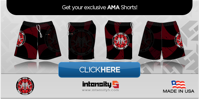 Action Martial Arts Shorts