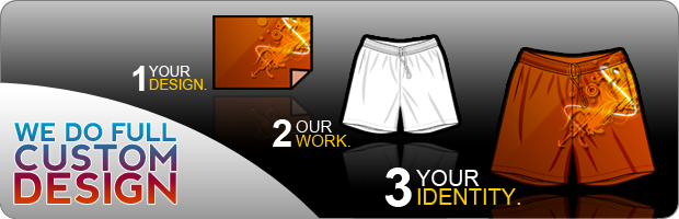 intensity5 Custom Design Ordering